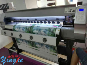 1.8m 2.5m Dx5/XP600 Printhead Eco Solvent Printer