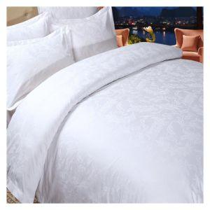 China 200tc White King Size Flat Sheet Hotel Cotton Bedding