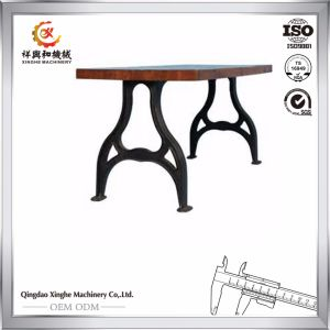 Favorable Price in High Quality Cast Iron Table Legs pictures & photos