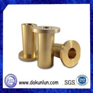 Metal Brass Sleeve Bushing with CNC Machining Service