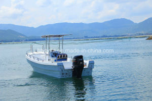 26′ FRP Japanese Fishing Boat Hangtong Factory-Direct pictures & photos
