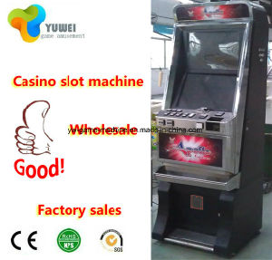 Novomatic Gaming Stand Video Slot Cabinet Casino Machines for Sale Supply Manufacturers Yw