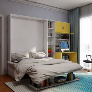 China Smart Bed Smarm Bed Furniture King Size Murphy Bed With Sofa