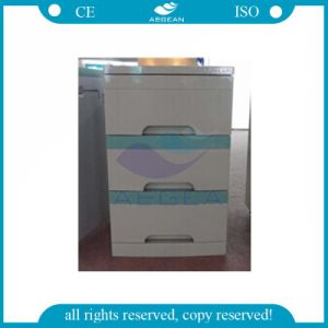 AG-Bc001 Hot Sale Hospital Bedside Cabinet with Economic Price pictures & photos