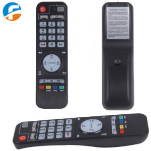 Bigger Soft-Touch Button Universal/Learning Remote Control Unit (KT-1333) pictures & photos