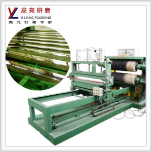 Square Pipe High Luster Lapping Polisher