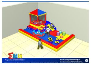 Mini Toddler Area for Indoor Playground