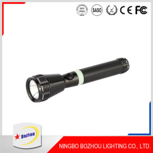 3 Watt High Power Aluminum LED Rechargeable Flashlight pictures & photos