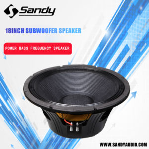 4inch Voice Coil Professional Stage Speaker Woofer
