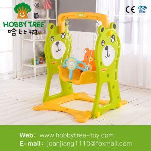 China Plastic Kids Toys Equipment Price Indoor Playground Swing ...