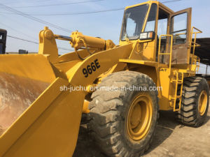 Original Caterpillar Used 966e Wheeled Loader (CAT 966C 966 Loader) pictures & photos