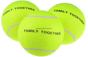 Giant Tennis Ball for Sports Pet Toys 9.5-Inch pictures & photos