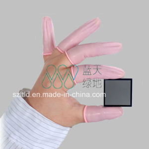 Antistatic Pink Finger Cots (LTLD406-2) pictures & photos