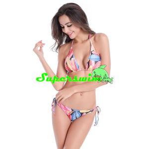 Sexy Printed Bikini for Women