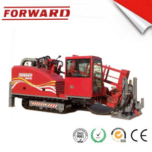 Ce ISO Certificated 40 Tons Forward Horizontal Directional Drilling Rig
