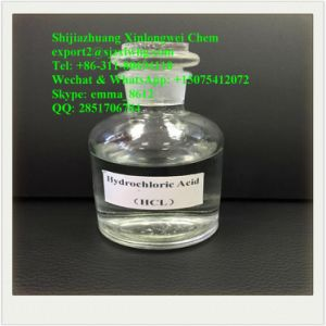 Wholesaler of Hydrochloric Acid HCl 30%-36% pictures & photos