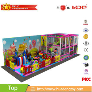 Hot Sale Indoor Playground Equipment for Child Development Center pictures & photos