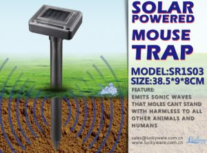 Solar Powered Mouse Trap pictures & photos