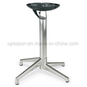 China Wholesale Foldable Brushing Aluminum Alloy Table Base SP - Brushed aluminum table base