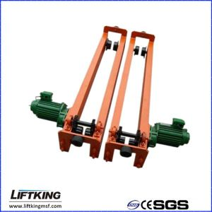 Heavy Duty Under Slung End Carriage pictures & photos