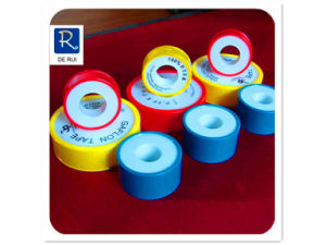100% PTFE Thread Seal Tape for Wrapping Gas Pipe and Water Plumbing pictures & photos