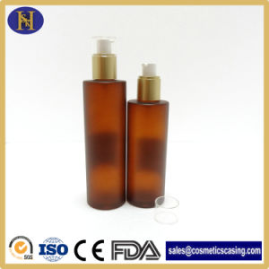 250ml 300ml 350ml 500ml Round Shape Shampoo Bottle pictures & photos