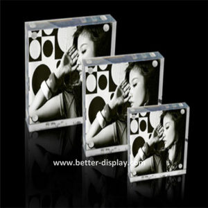 Acrylic Photo Block Professional Manufacturers pictures & photos