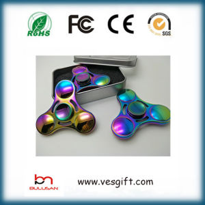 3D Electric Ceramic Bearing Wind Fidget Hand Finger Toy Spinner pictures & photos