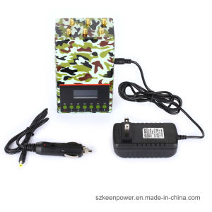 Army Quality Portable Mobile Phone Signal Jammer-121j-6 a pictures & photos