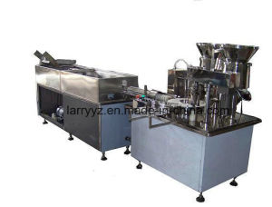 Oral Vial Filling Line (vial washing, vial drying, vial filling crimping machine) pictures & photos