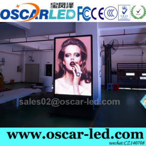 High Definition P3 P4 P5 P6 Indoor LED Video Advertising Player for Shopping Center
