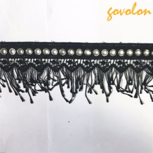 New Polyester Trimming Tassel with Eyelet