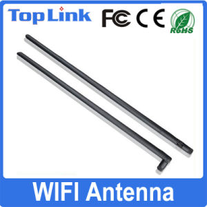 Dual Band 2.4G/5g Rubber WiFi Antenna with RF Cable for Set Top Box