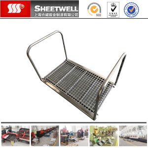 Custom OEM Punching Welding Sheet Metal Use for Trailer