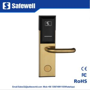 Em4305 Card MIFARE System Hotel Door Lock pictures & photos