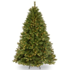 Hot Sale PVC Tips Lighted Christmas Tree