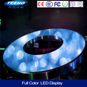 High Contrast and Brightness P6 Indoor LED Display Board pictures & photos