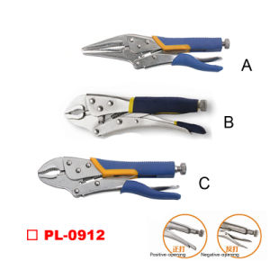 Long Nose Lock Wrench with Two Color Handle - Lock Wrench with Dipped Handle - with Two Color Handle pictures & photos