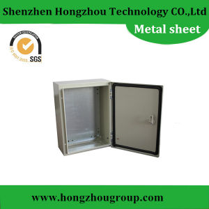 IP66 Waterproof Electrical Cabinet Distribution Box Made in China pictures & photos