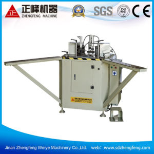 LZJ03   Corner crimping machine for aluminum window & door