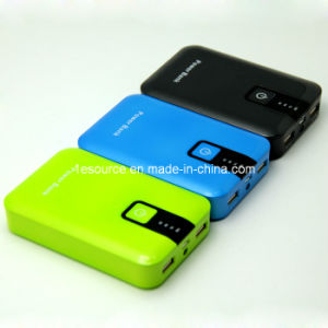 High Quality 8800mAh Portable Mobile Power Bank for PC Tablet PC (BUB-29)