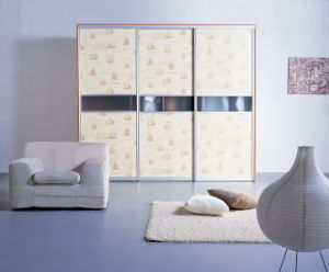 MDF Cabinets for Fashion Living Room Furniture with Sliding Door pictures & photos