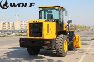 Wolf Construction Machine Zl30 Wheel Loader with Good Price pictures & photos