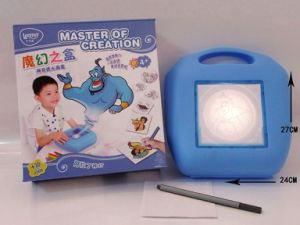 Magic Zoom Drawing Board Toys (G6001A)