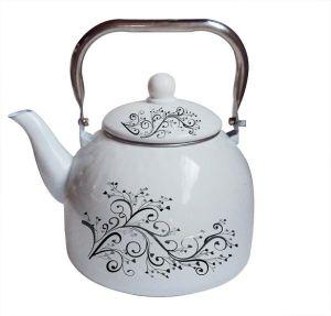 China Decorative Enamel Tea Kettle Wt Aa02 China Enamel Kettle