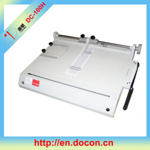 DC-100h Book Hard Cover Case Making Machine
