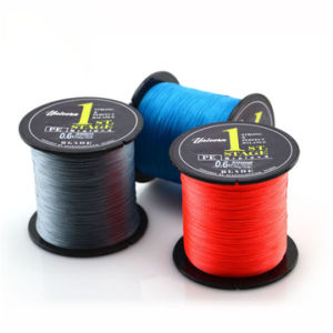 Wholesale High Strength 4 Strands PE Braided Fishing Line pictures & photos