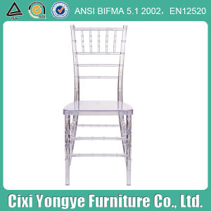 Ice Resin Chiavari Chair at Event Party pictures & photos