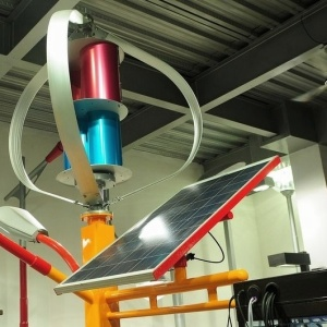 1kw Vertical Axis Wind Turbine (VAWT from 200W to 10KW) pictures & photos