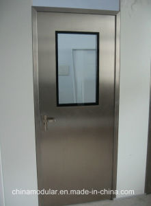 Stainless Steel Door for Special Application (CHAM-SSD02) pictures & photos